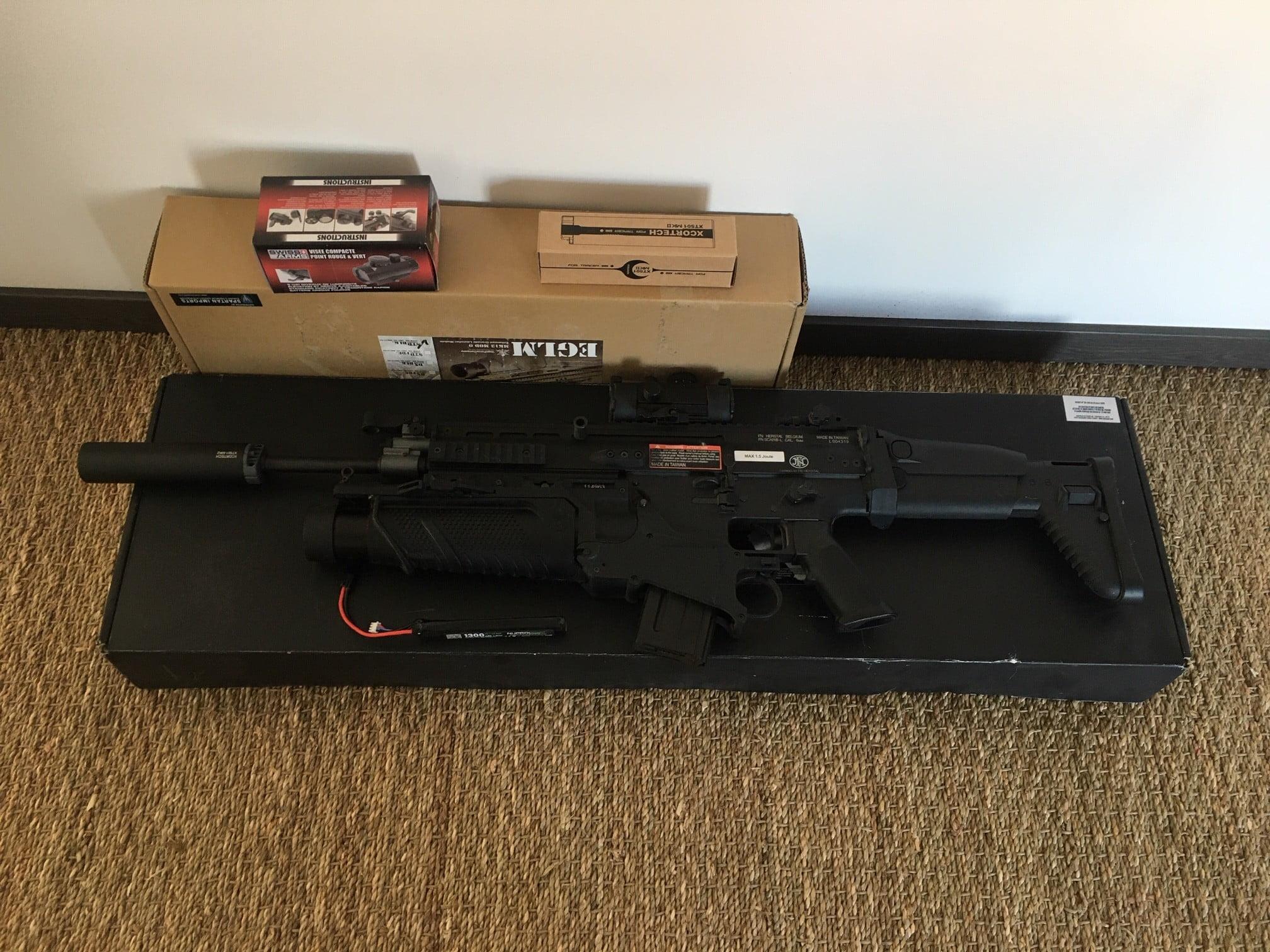 VFC FN SCAR-L MK16