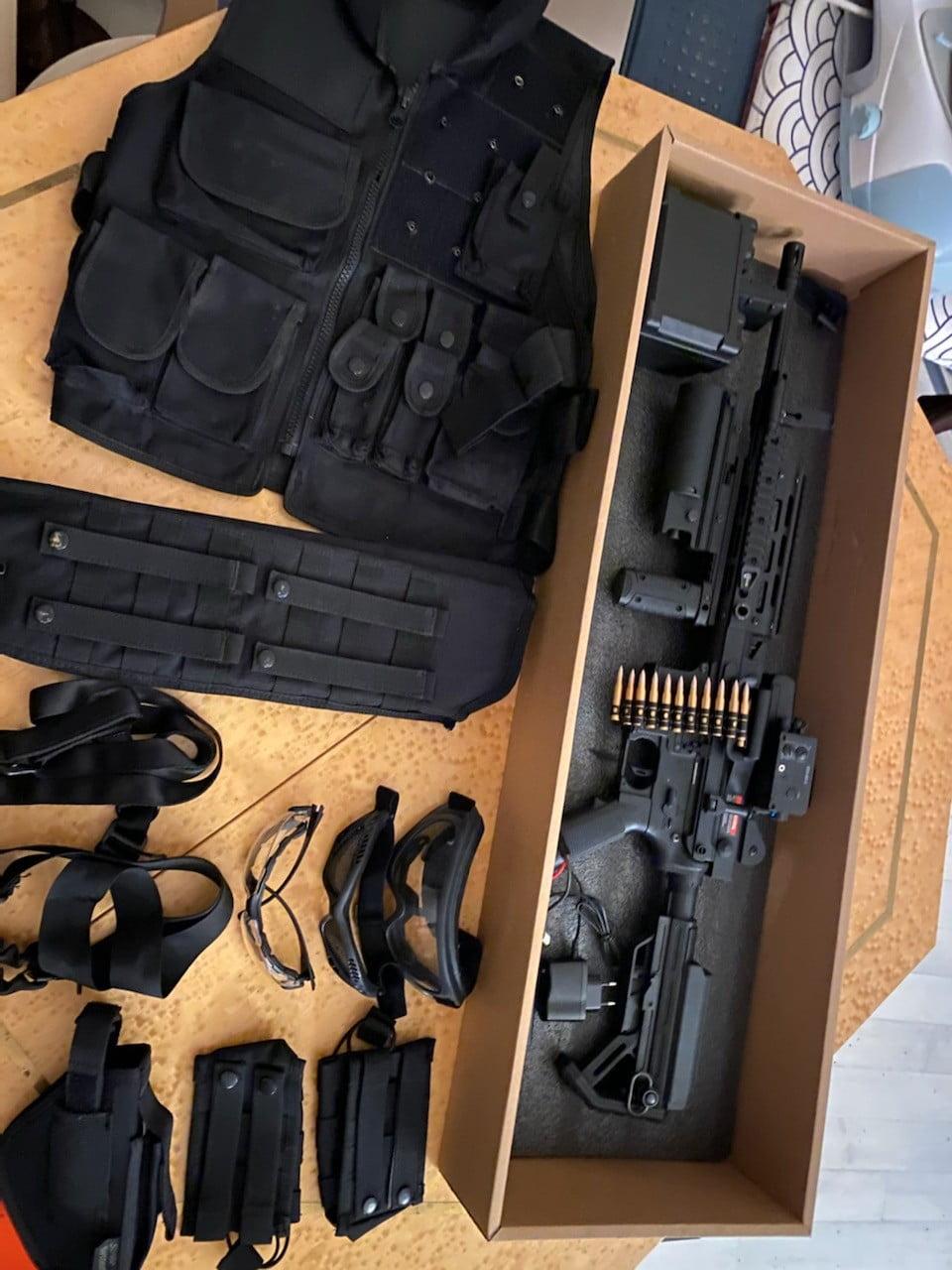 Ge6670 + ensemble d'équipements