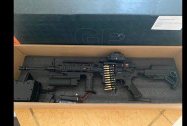 Fusil mitrailleur Ge6670