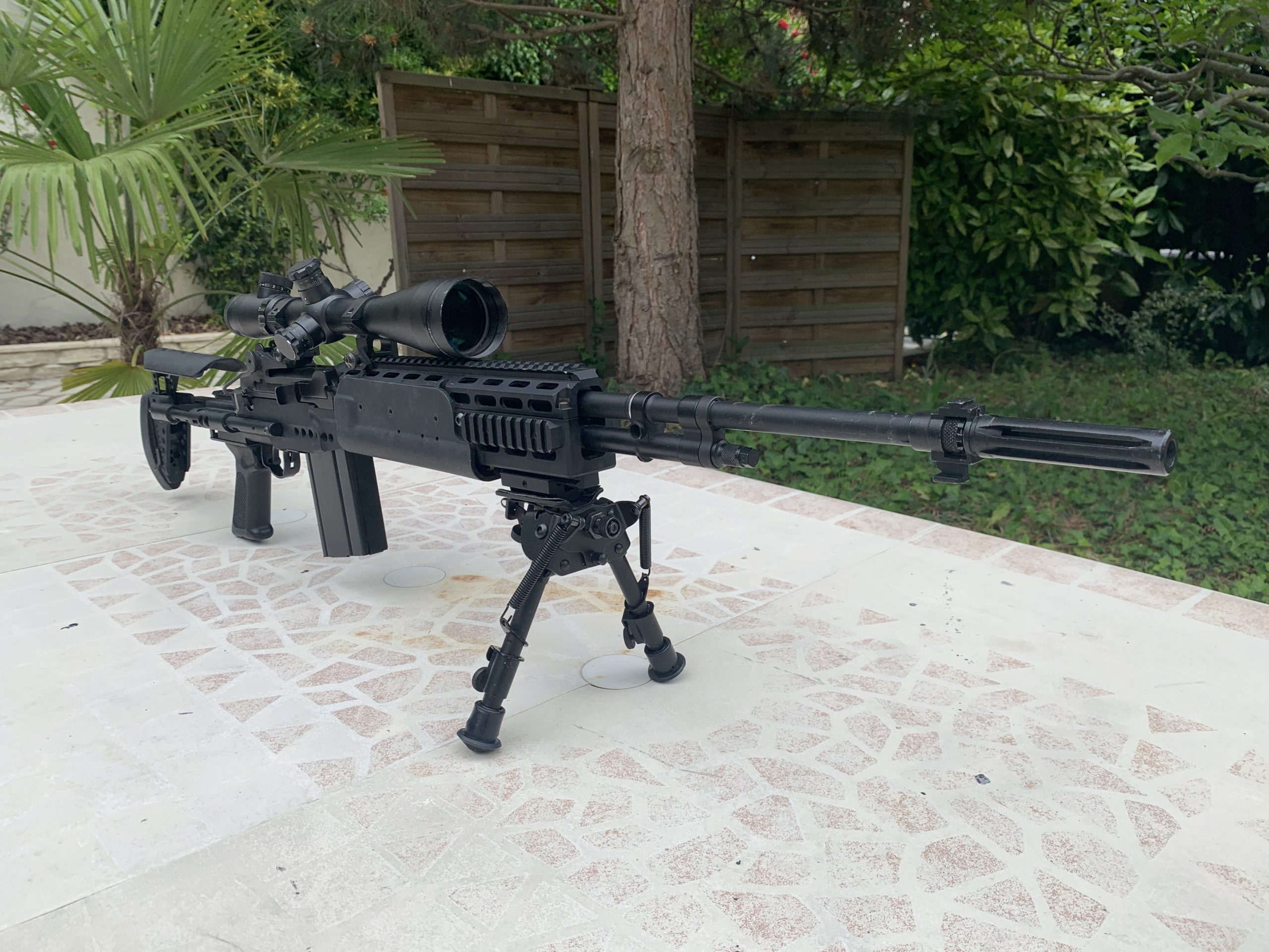 M14 ebr G&G