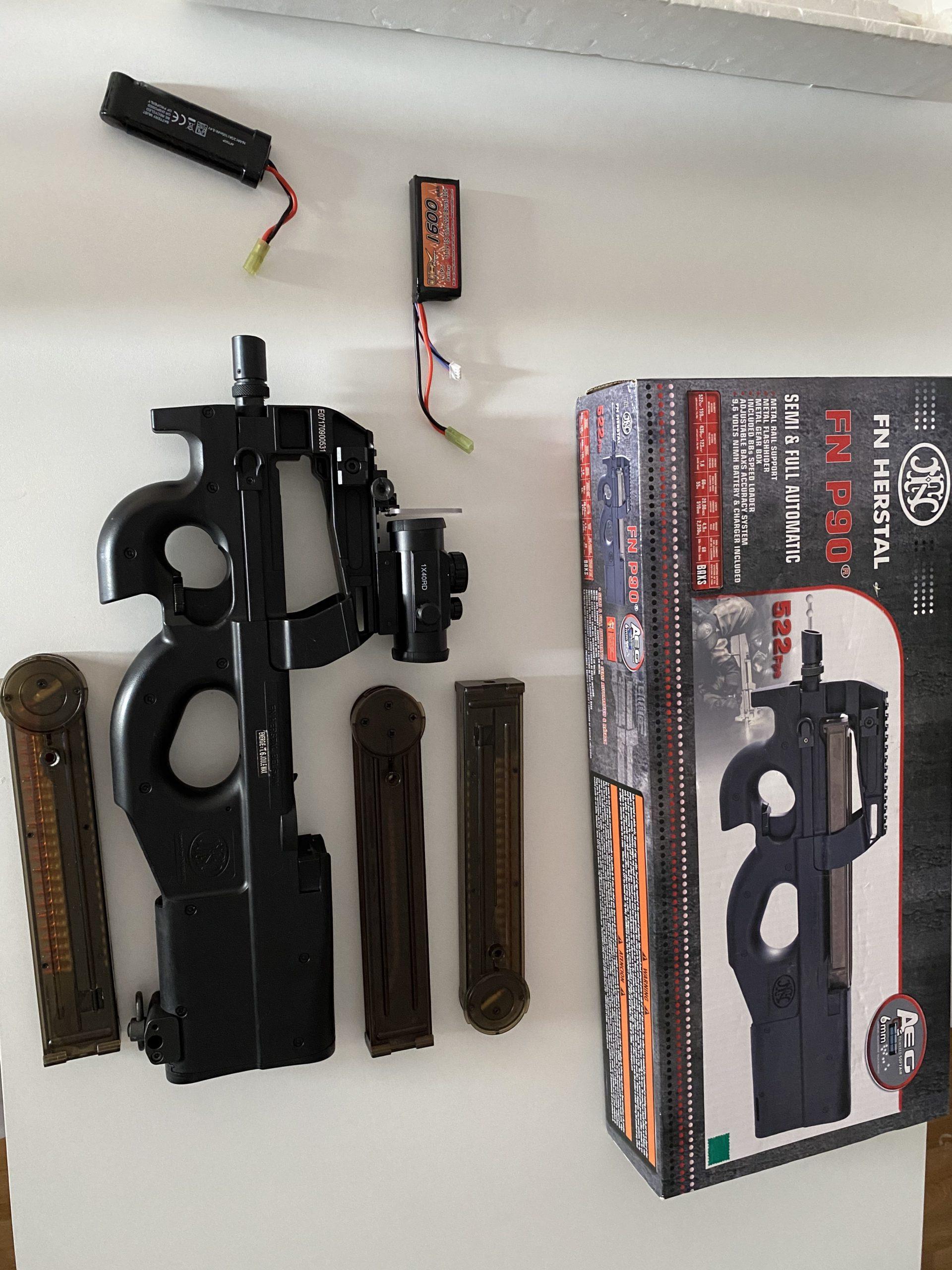 P90 FN HERSTAL