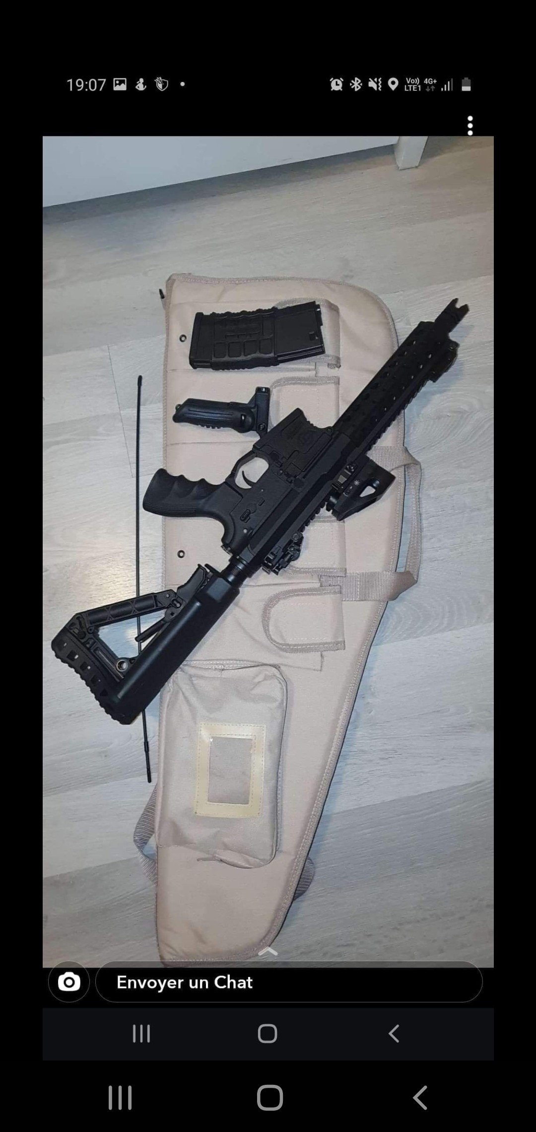 M4 G&G