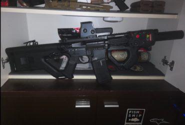 Vends m4 CQR ASG Hera Arms ICS quasi neuve