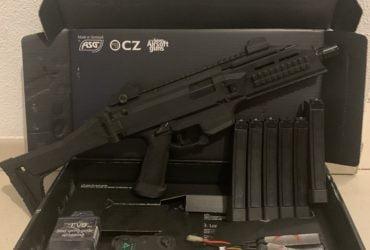 Scorpion Cz Evo 3A1