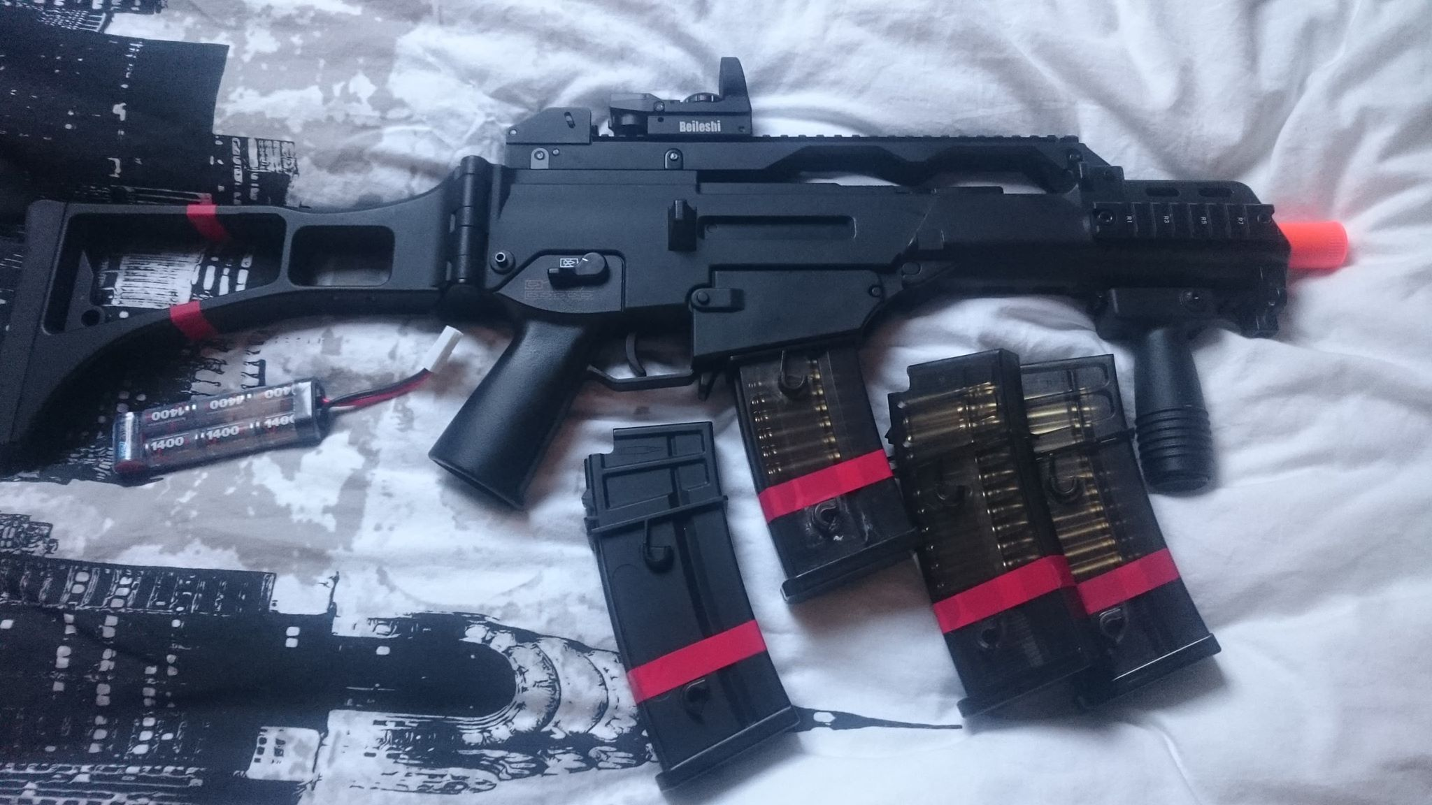 G36C + Chargeur
