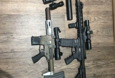 Lots d'airsoft