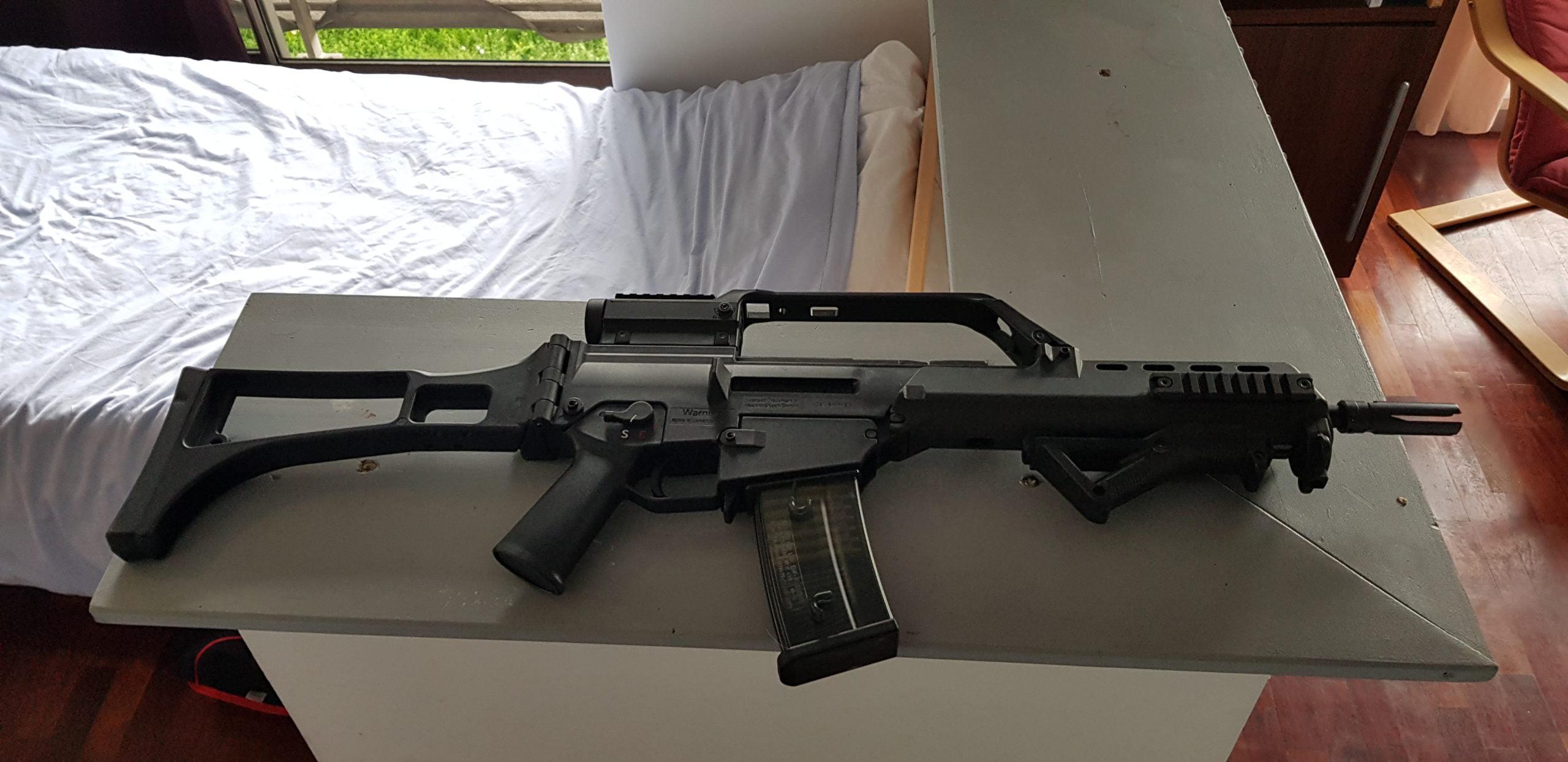 G36K vfc gbbr