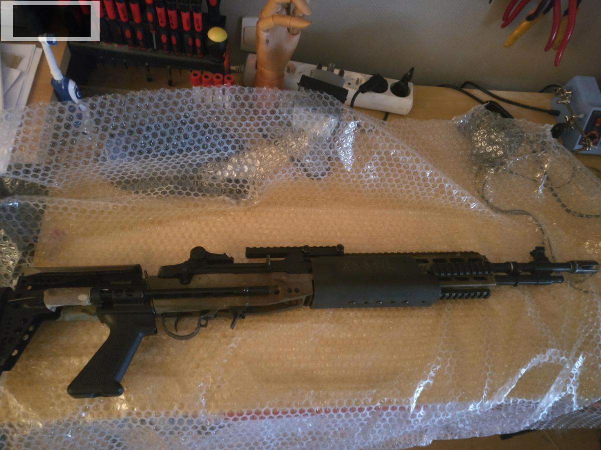 M14 EBR HPA