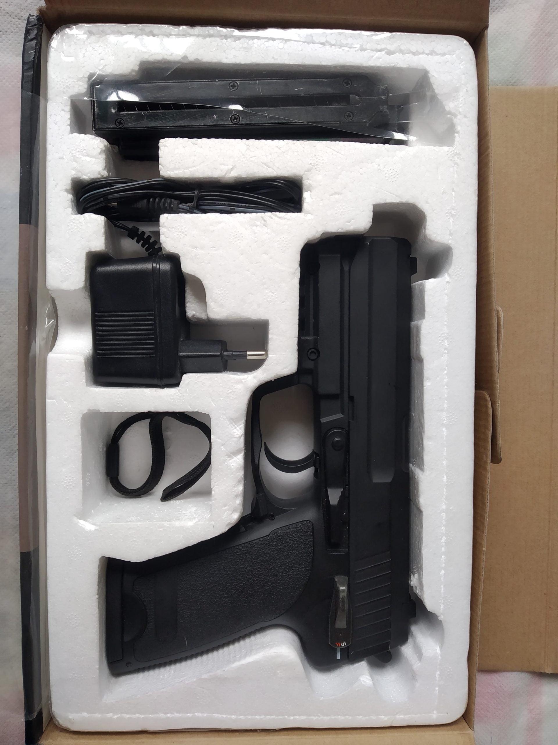 Affaire ! Pistolet CM. 125 AEP