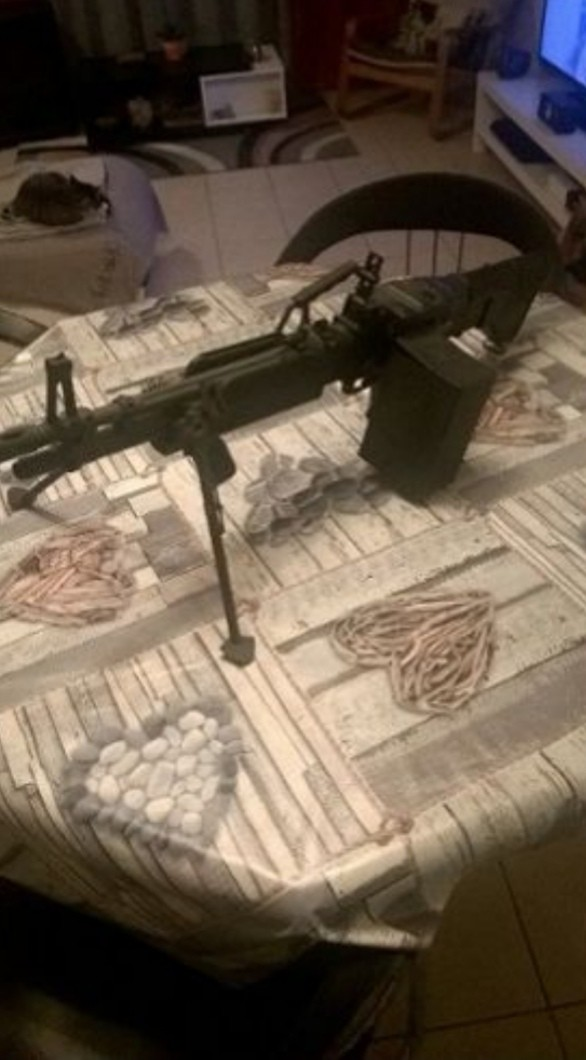 M60 airsoft