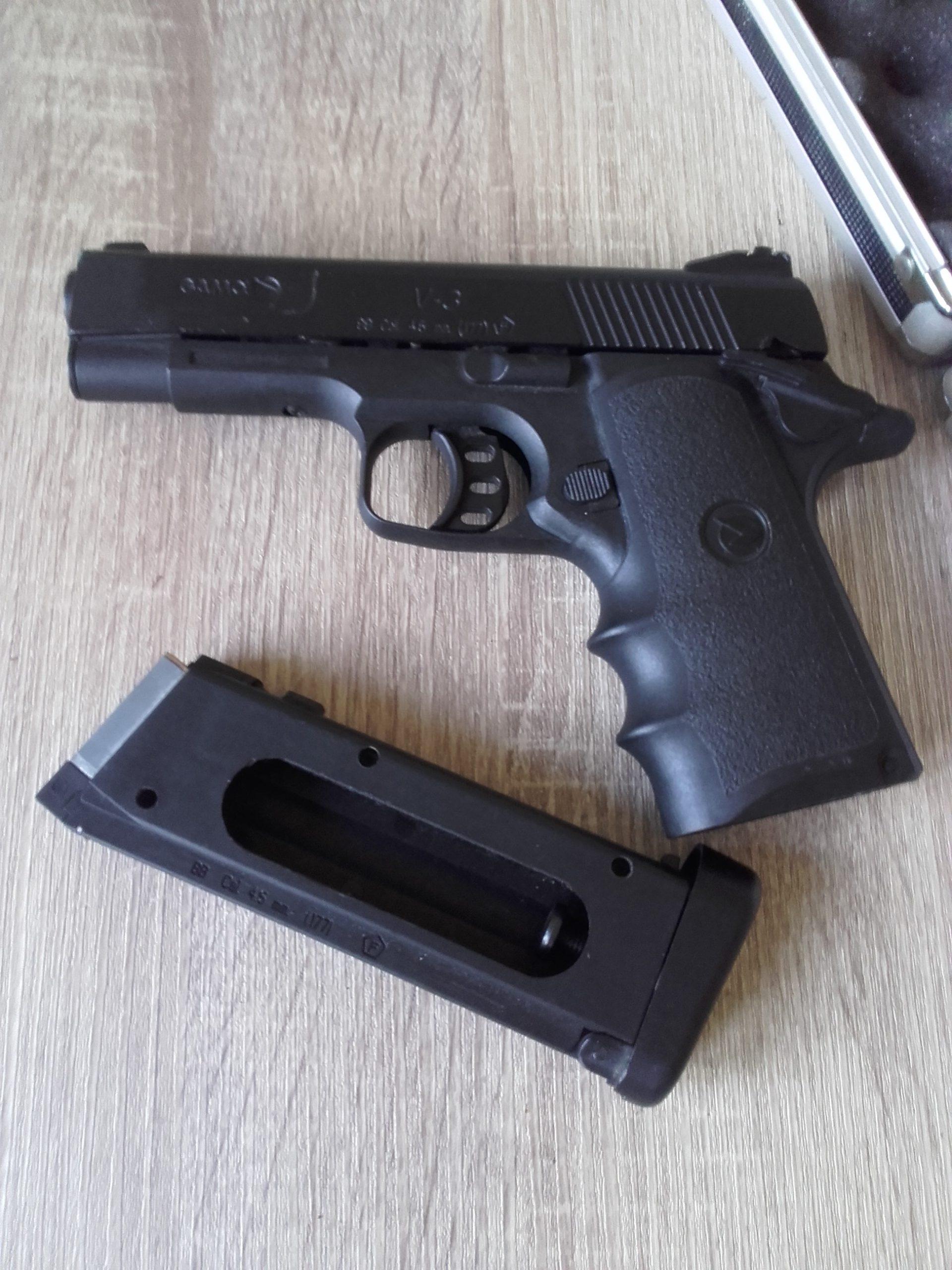 pistolet air soft