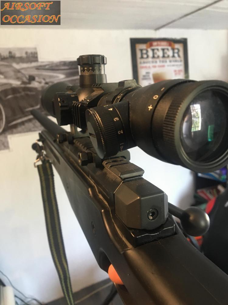 L96 Well lunette long range et canon long