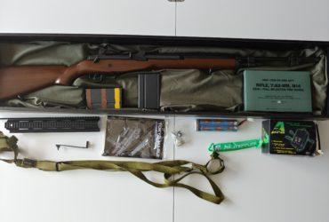 M14 Tokyo Marui + Accessoire