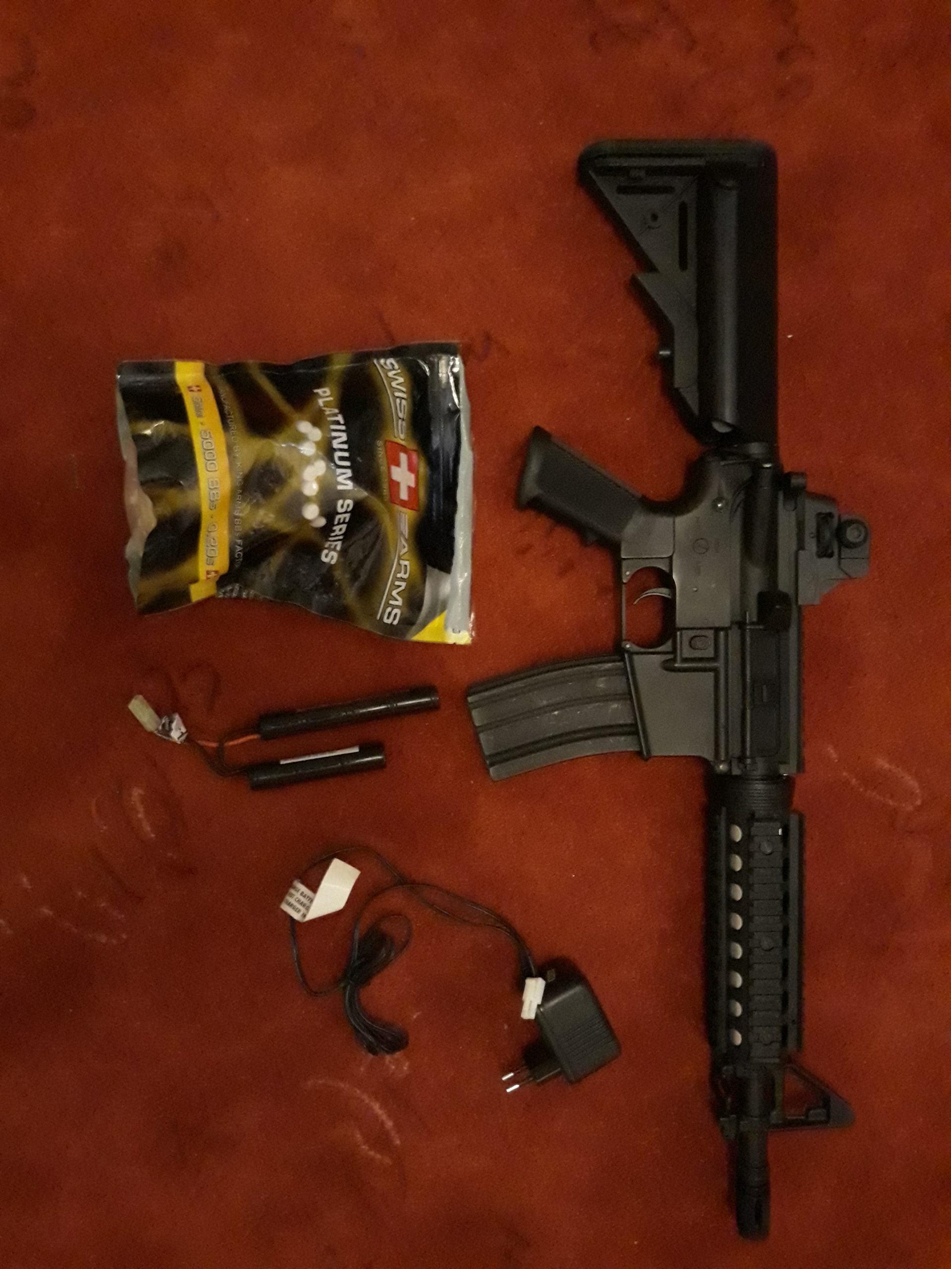 M4 CQB AEG