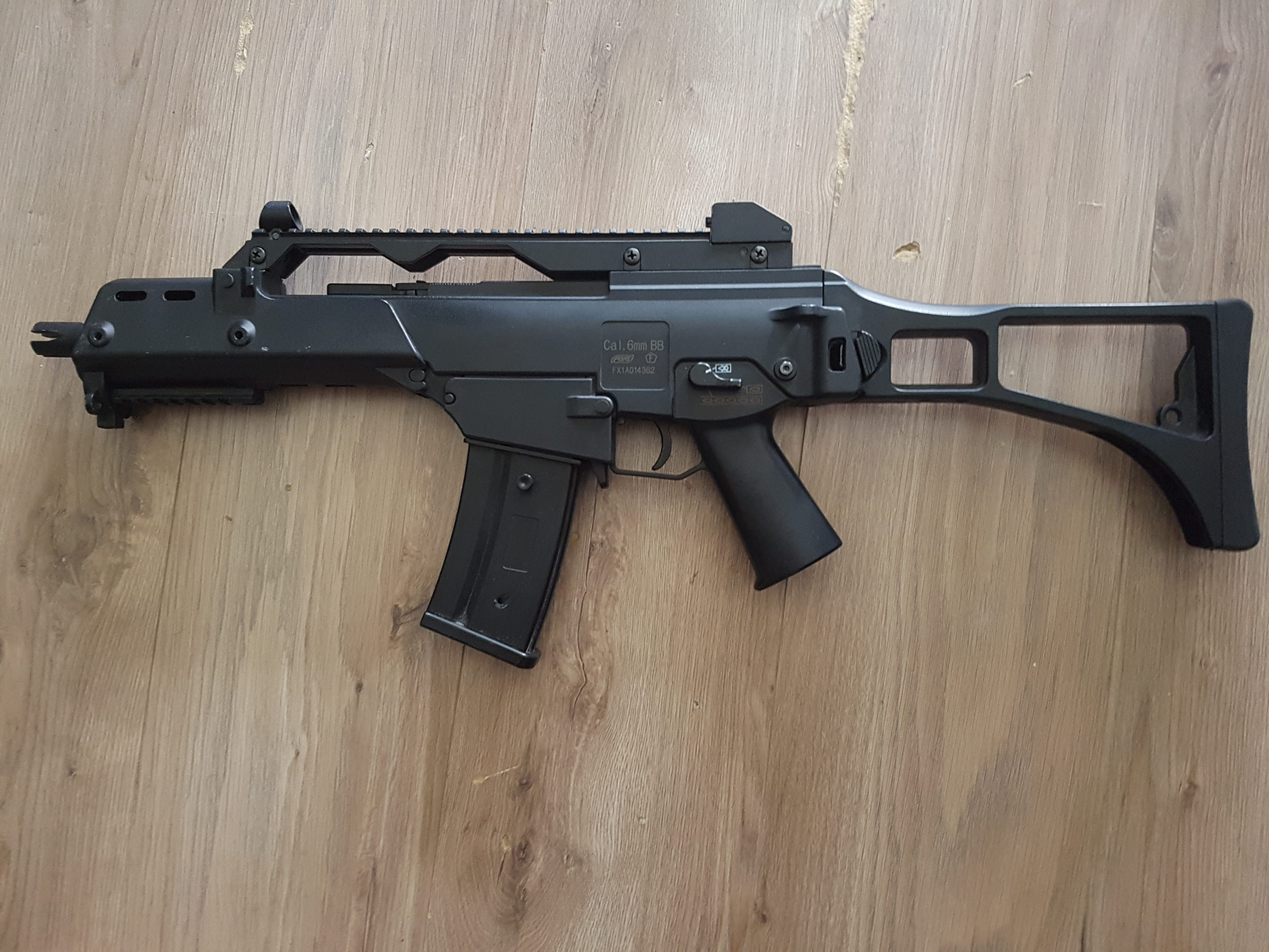 SLV36 ASG (G36C)