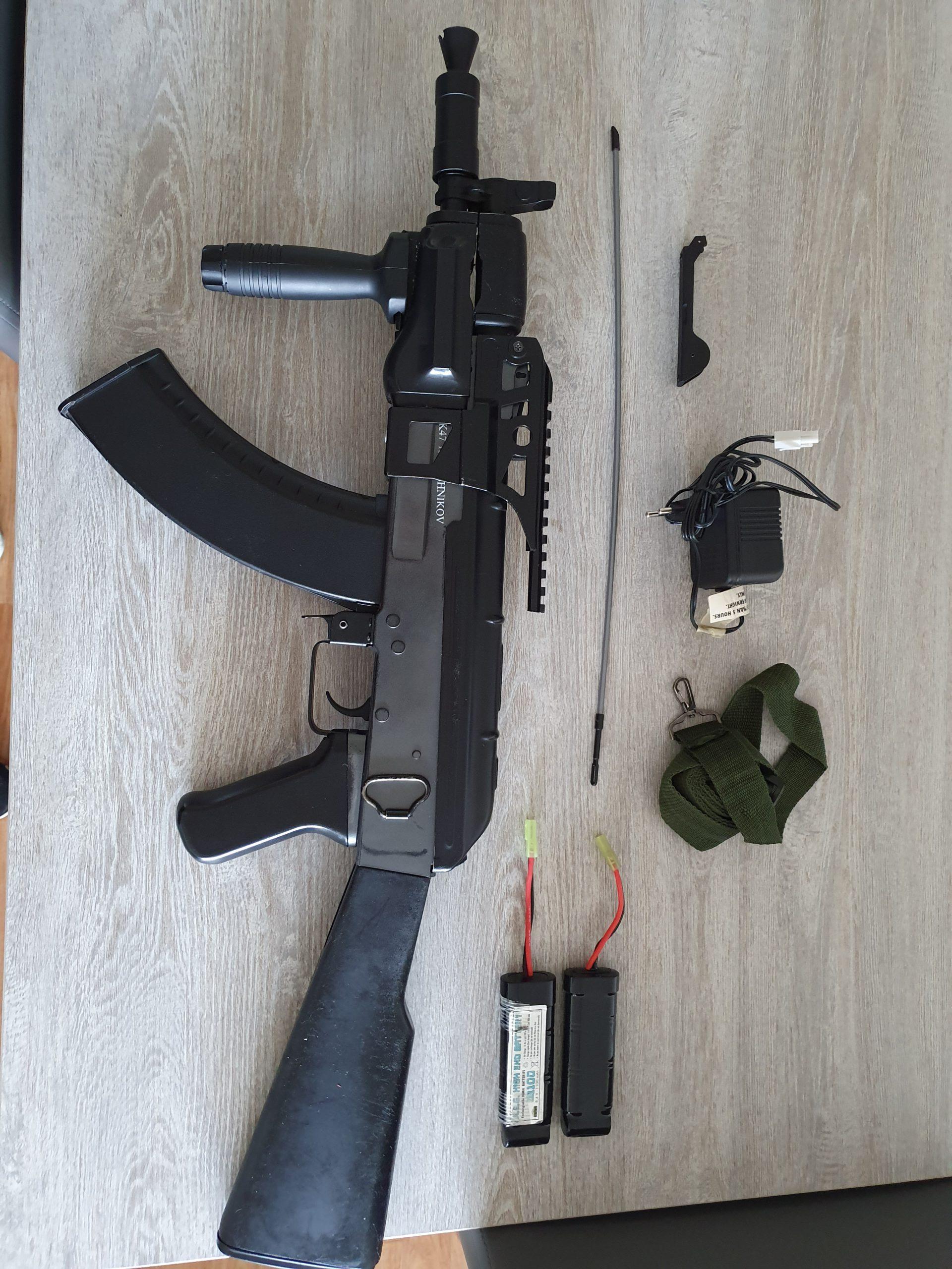 AK47 Spetnaz