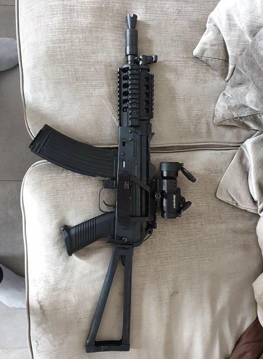 E&L aks74un tactical
