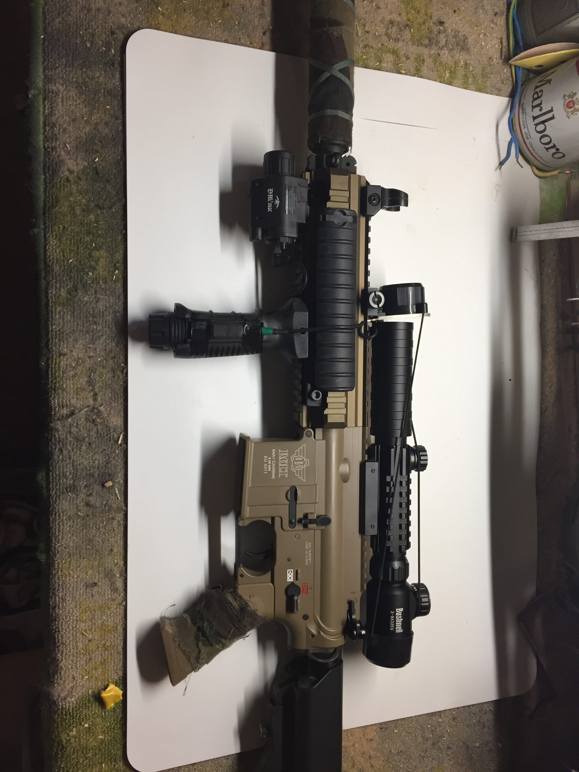 Vends HK 416  bolt   devgru