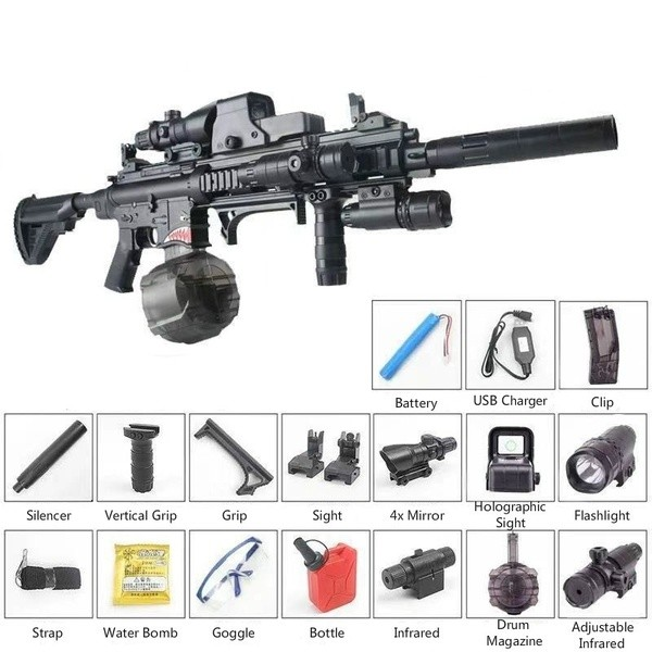AEG HK416