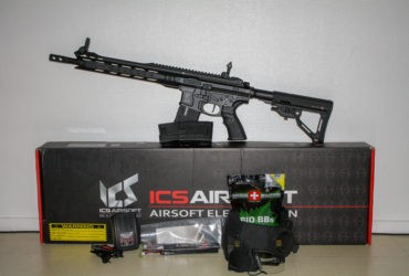 [NEUVE] CXP MARS Carbine SSS Noire ICS + équipement