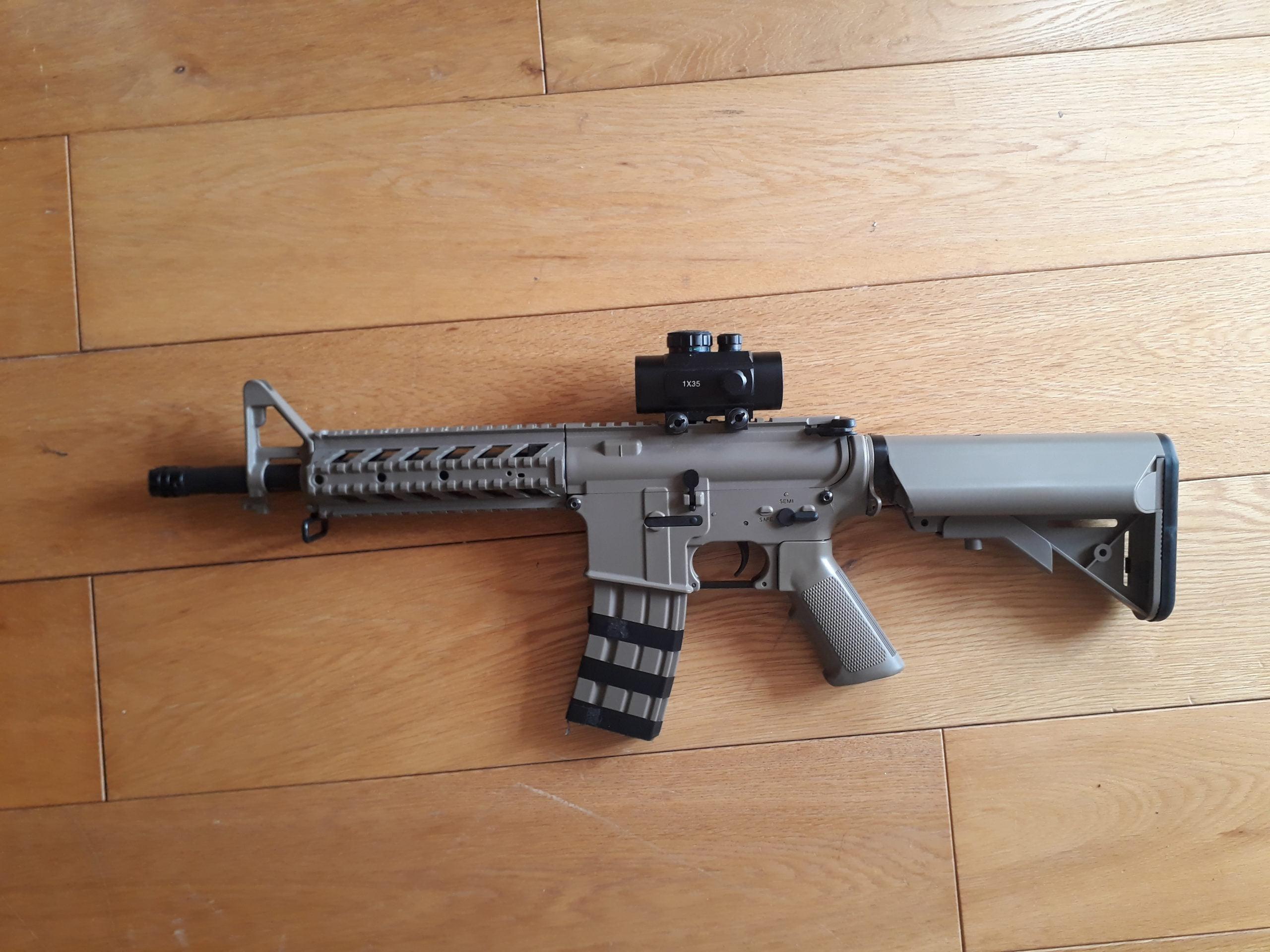 CM-517 M4 tan