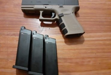 WE G19, 3 chargeurs