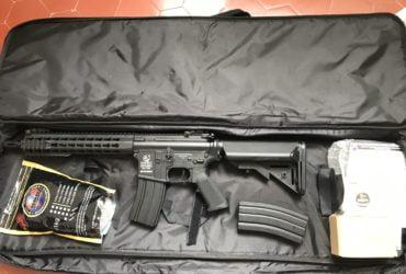 Cybergun AEG Colt M4A1 neuf