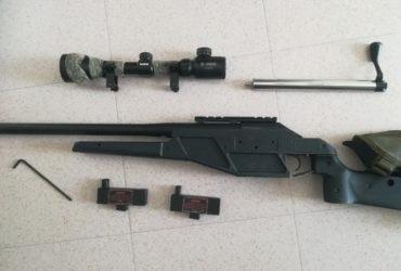 Snipe BLASER LRS1 King Arms upgradé