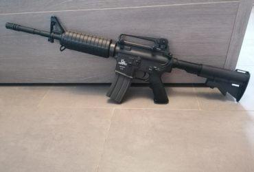 M4A1 GF15A4 AEG Gameface noir 1 Joule