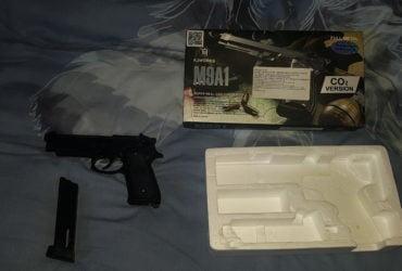 M9A1 GBB DE KJWORKS