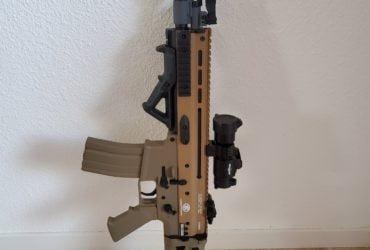 SCAR-L AEG Full métal