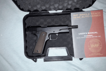 Colt 1911 gaz full métal