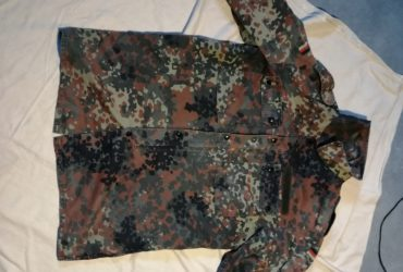 Veste Camouflage Flectarn