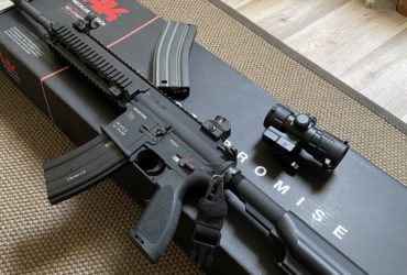 HK 416 Umarex