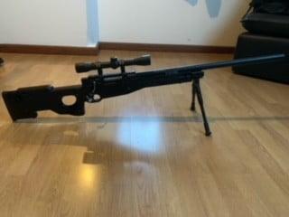 AW 308 Spring Sniper
