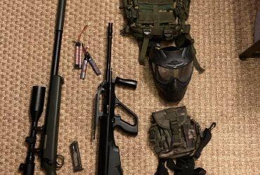 AUG / fusils a lunette réplique
