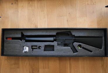 M16 Vietnam,  JG Works, AEG.