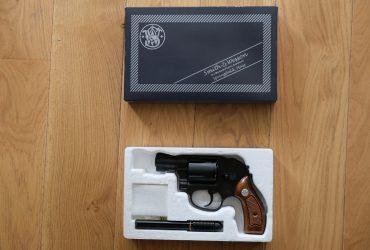 Tanaka Smith & Wesson M49 Bodyguard, Gaz.