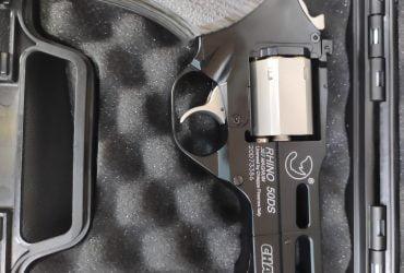 Revolver rhino 50ds